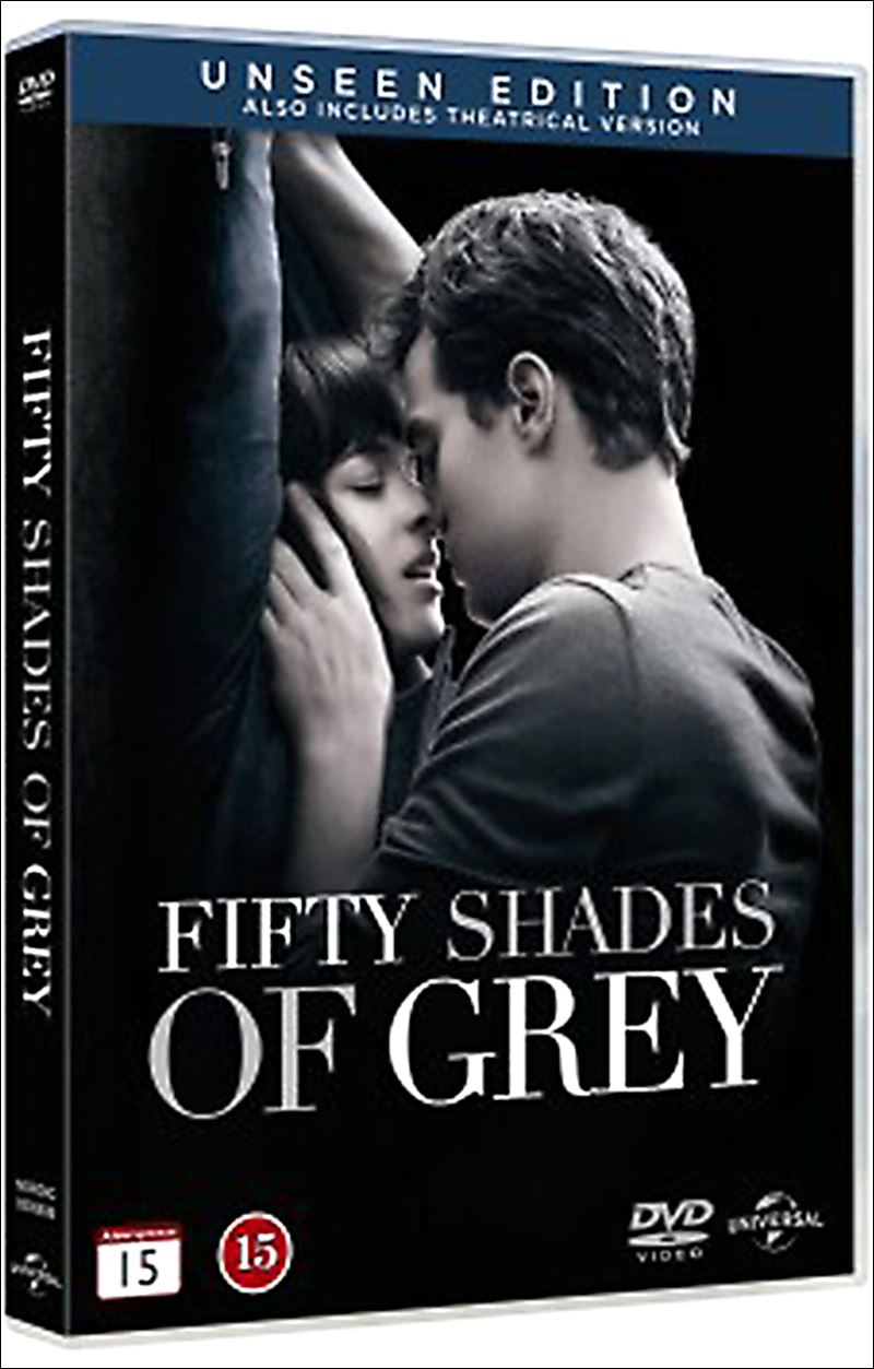Selma fifty shades of grey new this week on dvd for Fifty shades of grey part two