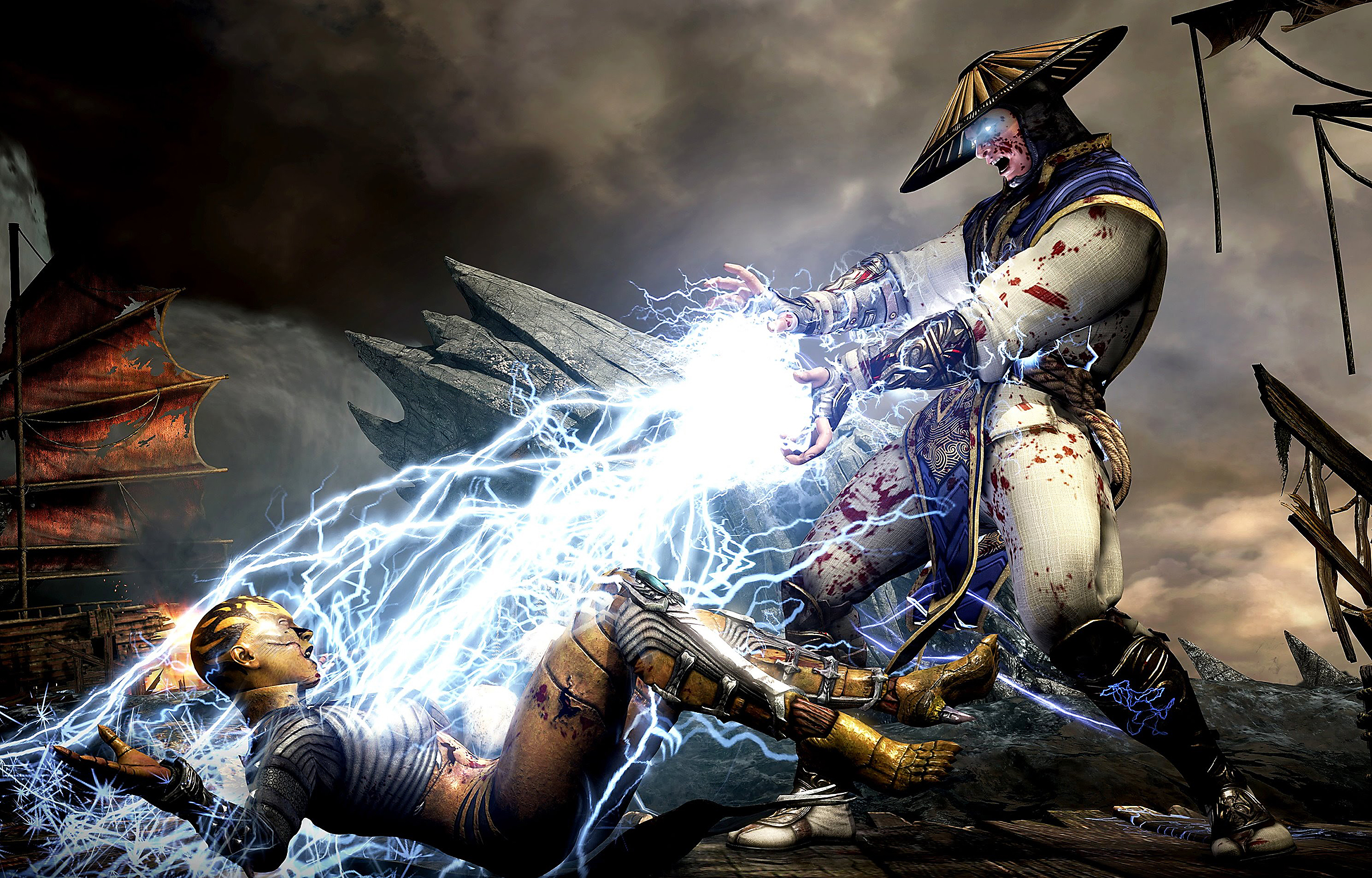 'Mortal Kombat X' fights for a new life - The Blade - photo#33
