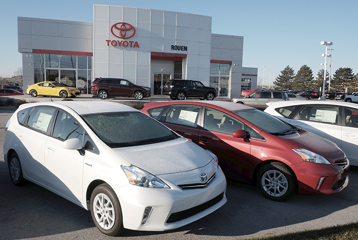 yark automotive buys toyota dealership in maumee the blade. Black Bedroom Furniture Sets. Home Design Ideas