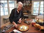 The author of nearly two dozen cookbooks and former host of television cooking series, Jacques Pepin will do a cooking demo on stage and converse with the audience at 7 p.m. Wednesday in the Stranahan Theater.