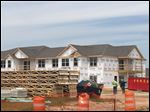 More than 100 apartments are being added to the Residences at Carronade in Perrysburg.