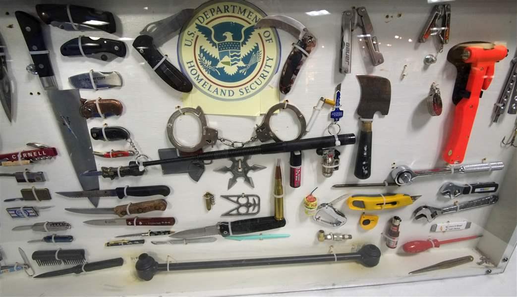 TSA officials: Air travelers still carrying prohibited ...