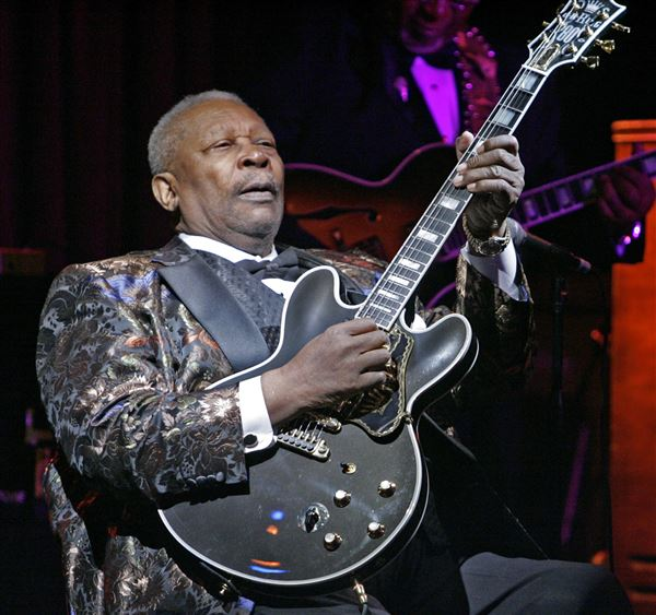 musicians friends react to blues legend b b king 39 s death the blade. Black Bedroom Furniture Sets. Home Design Ideas