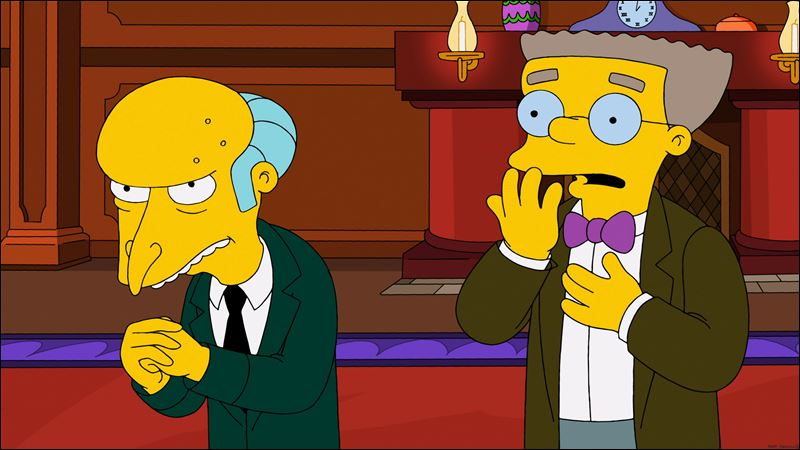 D'oh! Is 'The Simpsons' parting company with veteran cast ...  Harry Shearer Simpsons