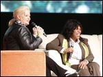 Kathi Pitts interviews Toledo mayor Paula Hicks-Hudson about the role of faith in her life.