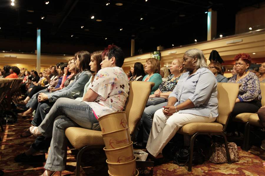200 Attend Women Who Lead Conference In Toledo To Talk