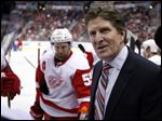 Former Detroit Red Wings coach Mike Babcock has agreed to become coach of the Toronto Maple Leafs.