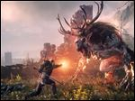 A screen shot from 'The Witcher 3: Wild Hunt.'