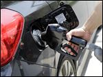 The average price of gasoline has jumped by 8 cents over the past three weeks to $2.18 a gallon for regular grade.