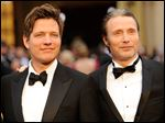 Danish director Thomas Vinterberg, left, delivers a first-class adaptation of