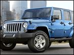 2015 Jeep Wrangler (made in Toledo). Handout photo from Chrysler.  Not Blade.
