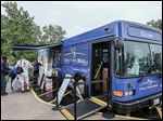 The Fifth Third Bank eBus at Lucas County Job & Family Services on June 8,  2015.