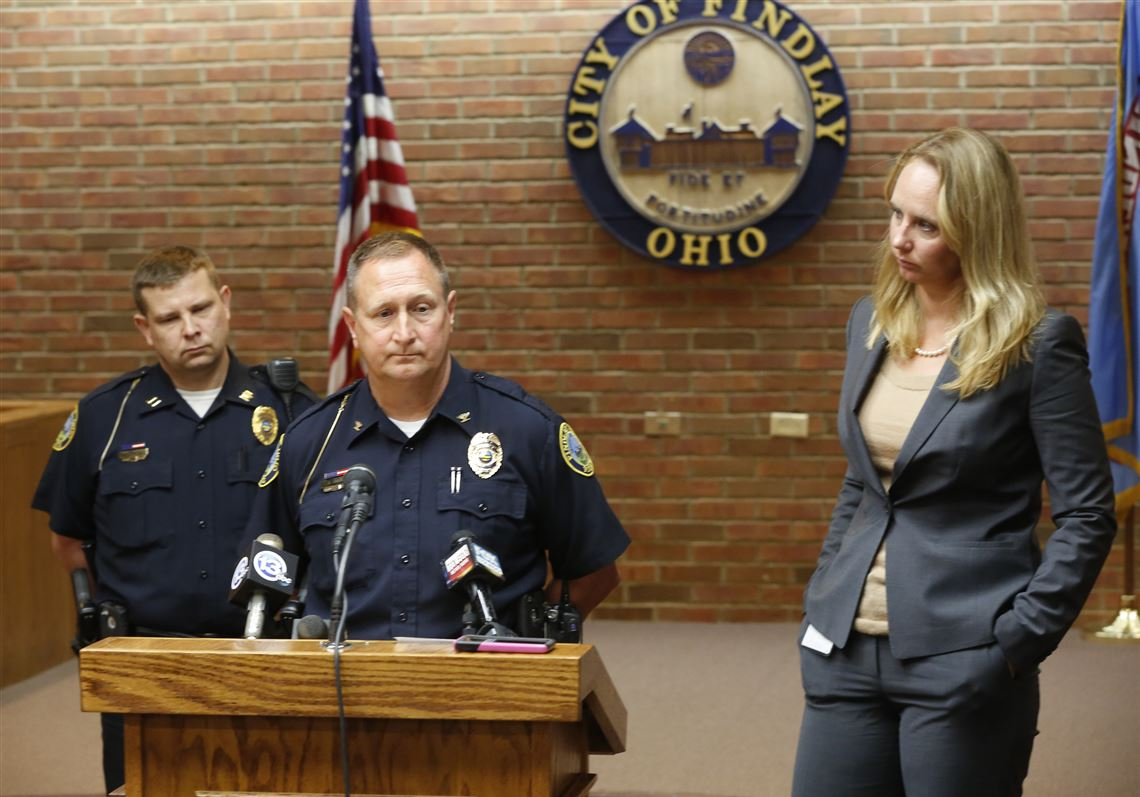 Findlay Officer On Leave After Fatal Shooting The Blade