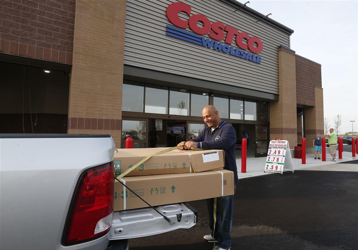 Perrysburg Costco Opens Doors To Hundreds Of Shoppers Toledo Blade