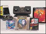 Video games to be inducted into the World Video Game Hall of Fame include Pac-Man, Pong, €œDoom, Tetris, World of Warcraft, and Super Mario Bros.,
