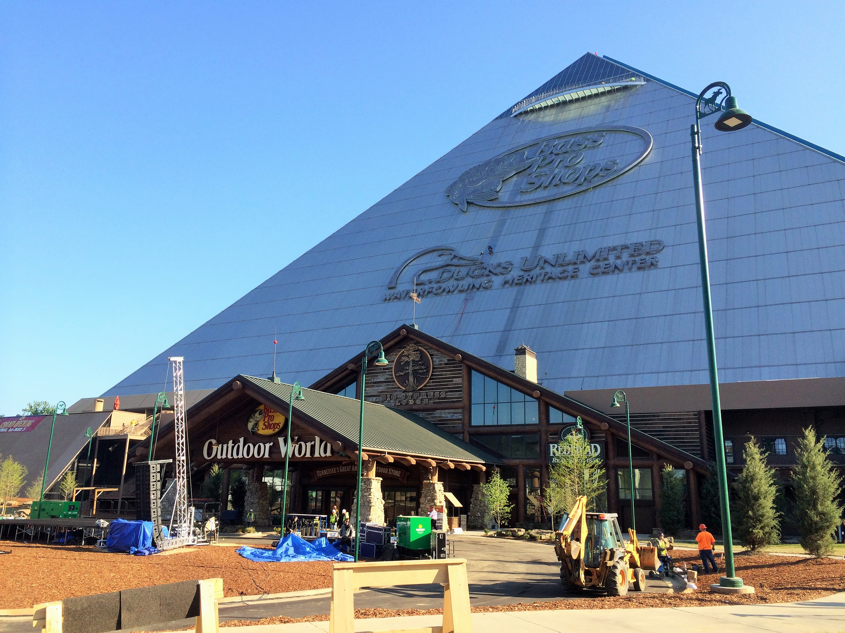 New Attractions Blend With The Old In Memphis The Blade
