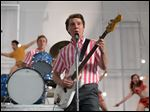 Paul Dano as Brian Wilson, in a scene from the film,