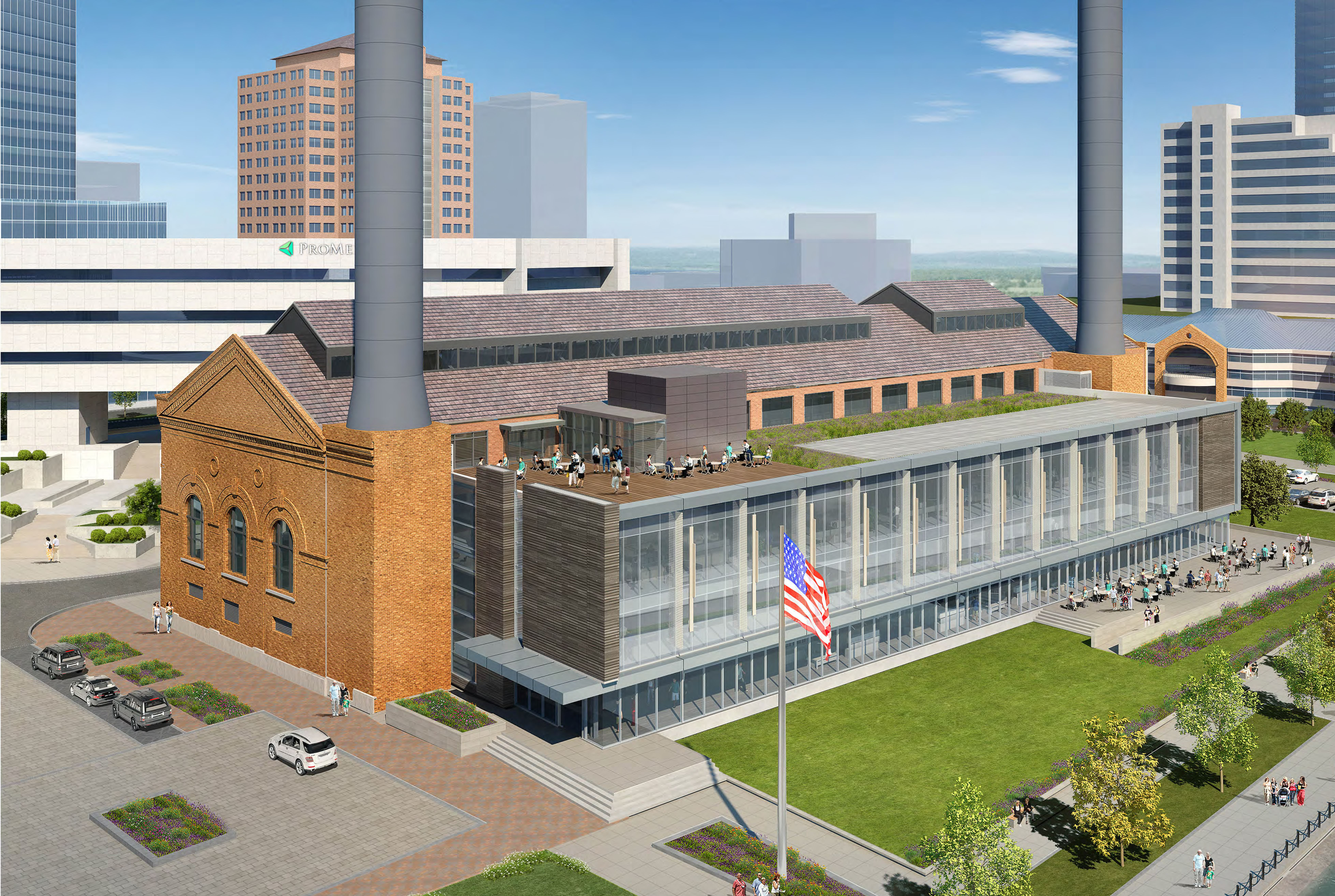 Promedica Unveils Downtown Plan The Blade