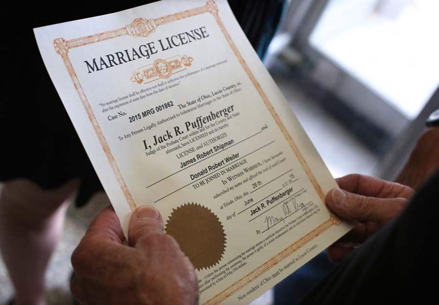 Area Counties Begin Performing Same Sex Marriages After Historic