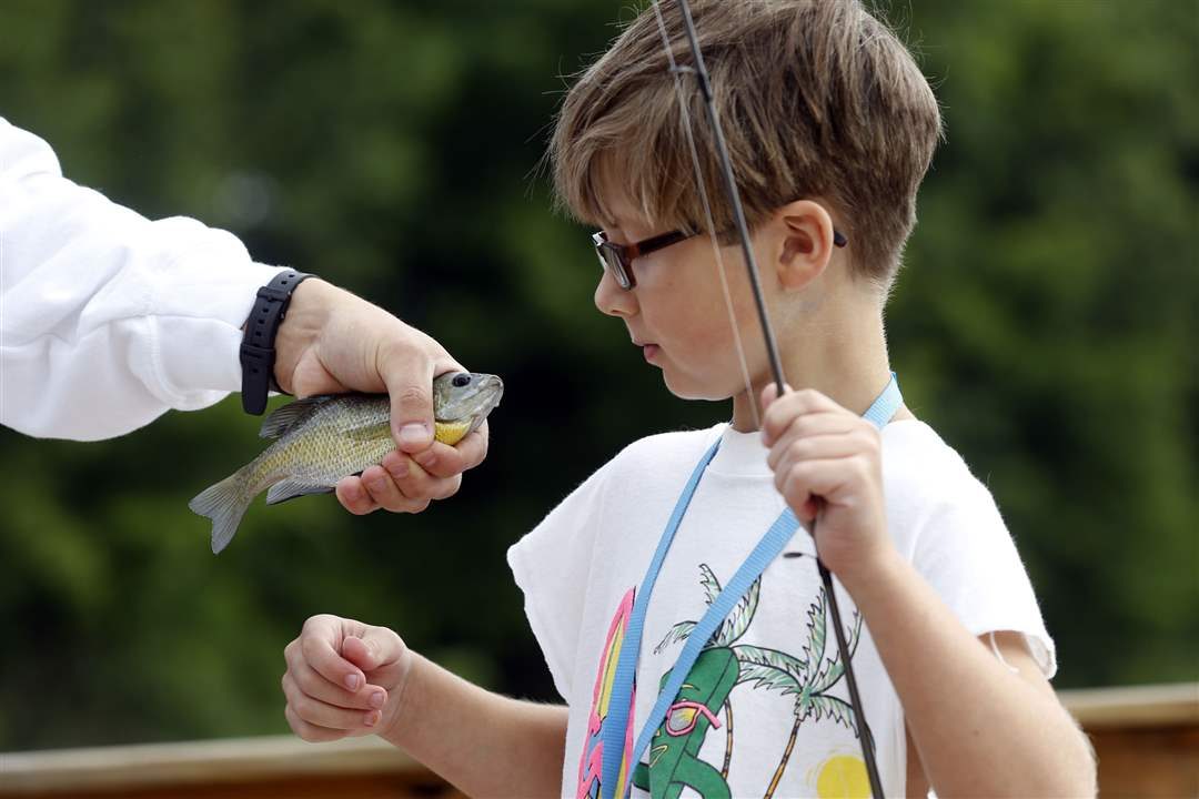 Pics of the week june 22 28 the blade for Taylor fish farm