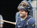 Catcher Alex Avila, on a rehab assignment with the Mud Hens from the Detroit Tigers, caught seven innings of Toledo's 4-1 victory over Durham.