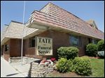 On June 2, Tate Funeral Service, 3302 Lagrange St., North Toledo, had its license suspended by state regulators.