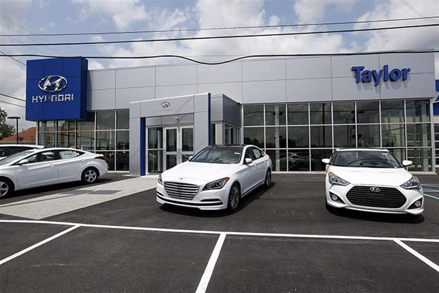 Taylor Automotive opens 3rd Hyundai dearlership - The Blade