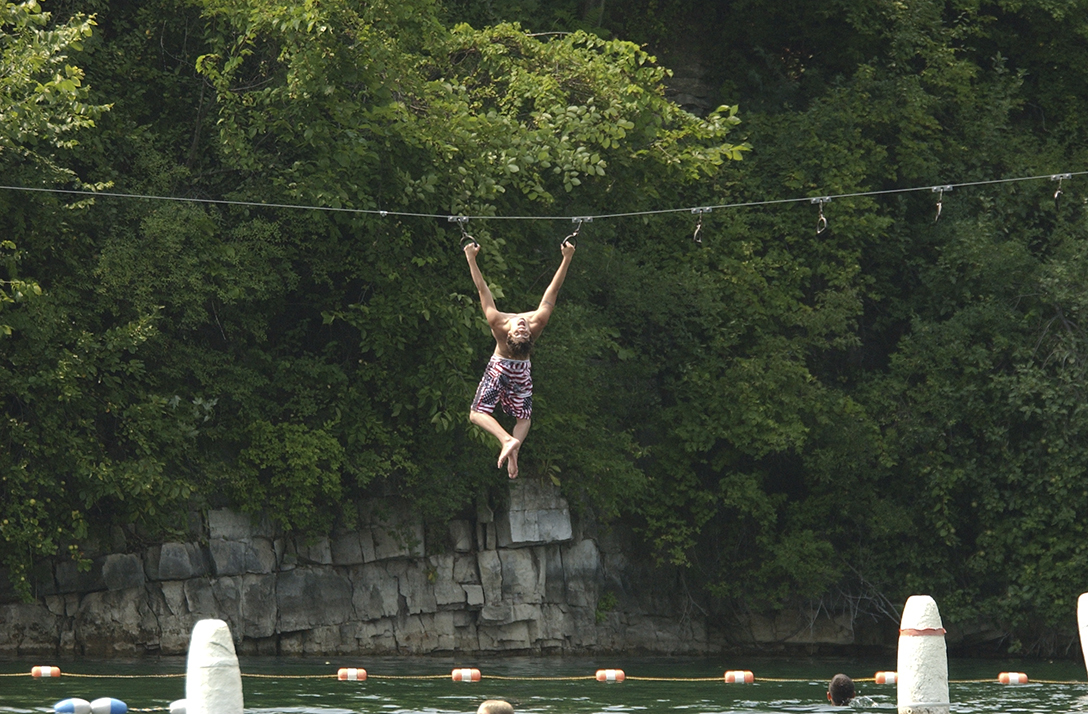 Centennial Quarry Adds New Toys For Summer Fun The Blade