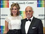 Billy Joel, 66, and Alexis Roderick, 34, have been dating since 2009 and are expecting their first child. This is his fourth marriage.