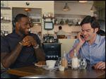 LeBron James plays himself as the best friend of star Bill Hader in the upcoming comedy 'Trainwreck.' The movie, scheduled for release July 17, is the first major acting role for the NBA star.