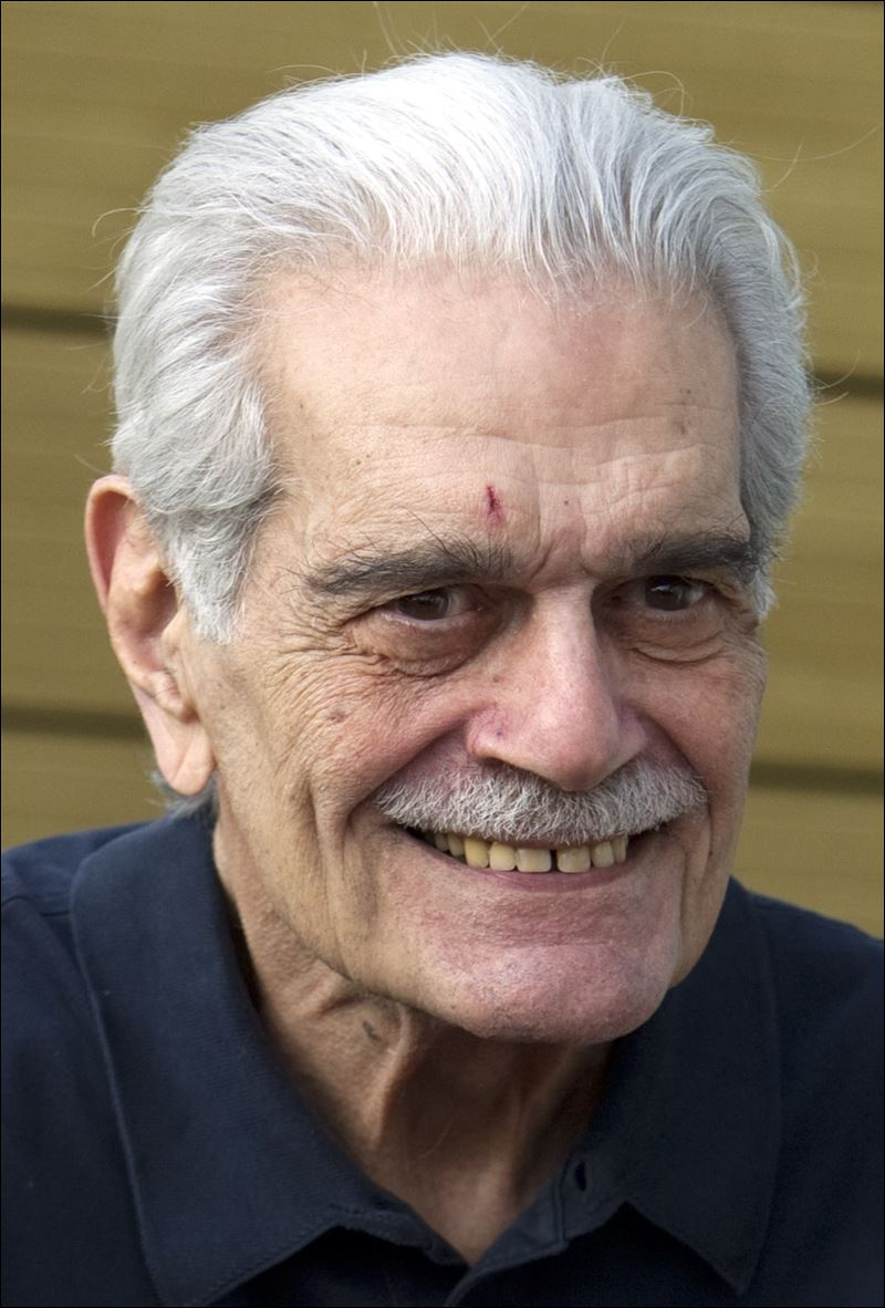 Omar Sharif Star Of Quot Doctor Zhivago Quot And Quot Lawrence Of