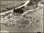 The Toledo Yacht Club, as seen in 1927, is one of the oldest yacht clubs in North America, with its origin traced to about 1865. 'There has certainly been a lot of change in those 150 years,' club historian Ron Gabel said.