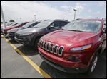 Fiat Chrysler has issued a software patch that it says addresses a security hole that allowed cybersecurity researchers to remotely take over a Jeep Cherokee.
