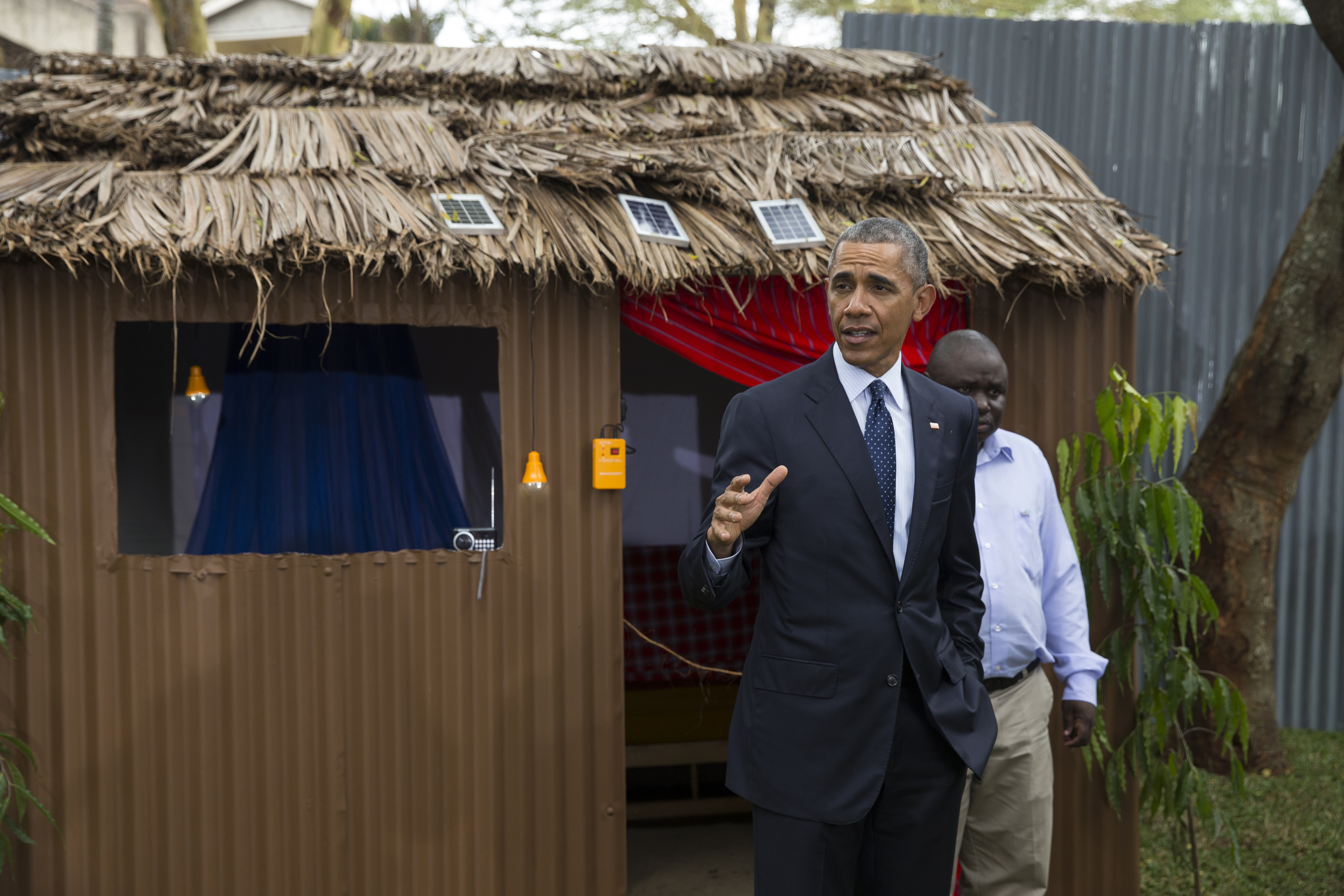 Obama in Kenya: 'Africa is on the move' - The Blade