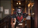 Paul Rudd as Scott Lang/Ant-Man in a scene from Marvel's