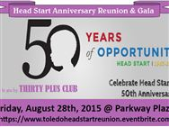 Head Start's 50th Anniversary Celebration