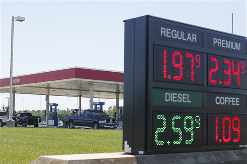 Toledo Gas Prices >> Gas Prices Toledo Gas Prices