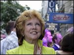 Cilla Black in this 2009 file photo.