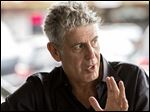 Anthony Bourdain films CNN's 'Parts Unknown' in Miami.
