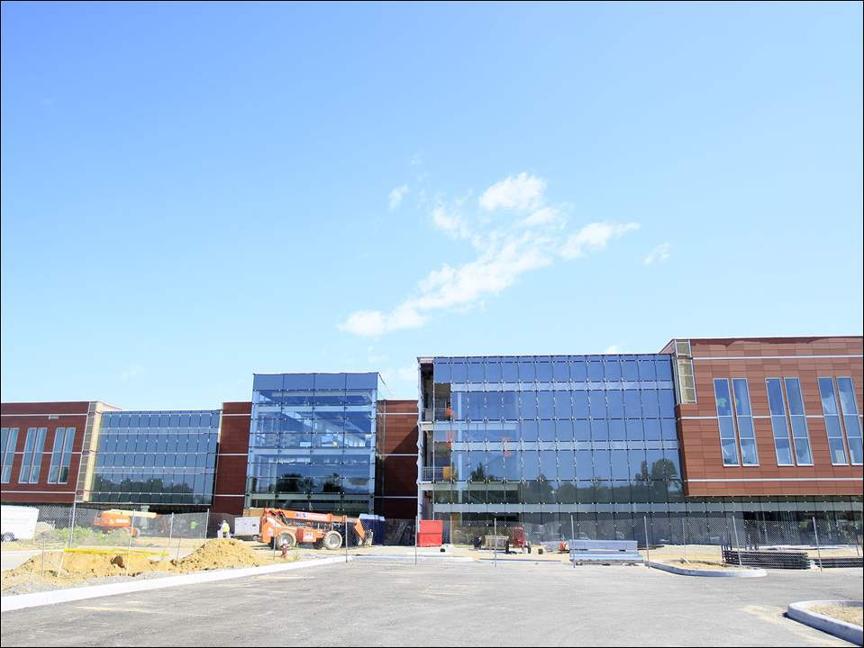 The ProMedica Health and Wellness Center