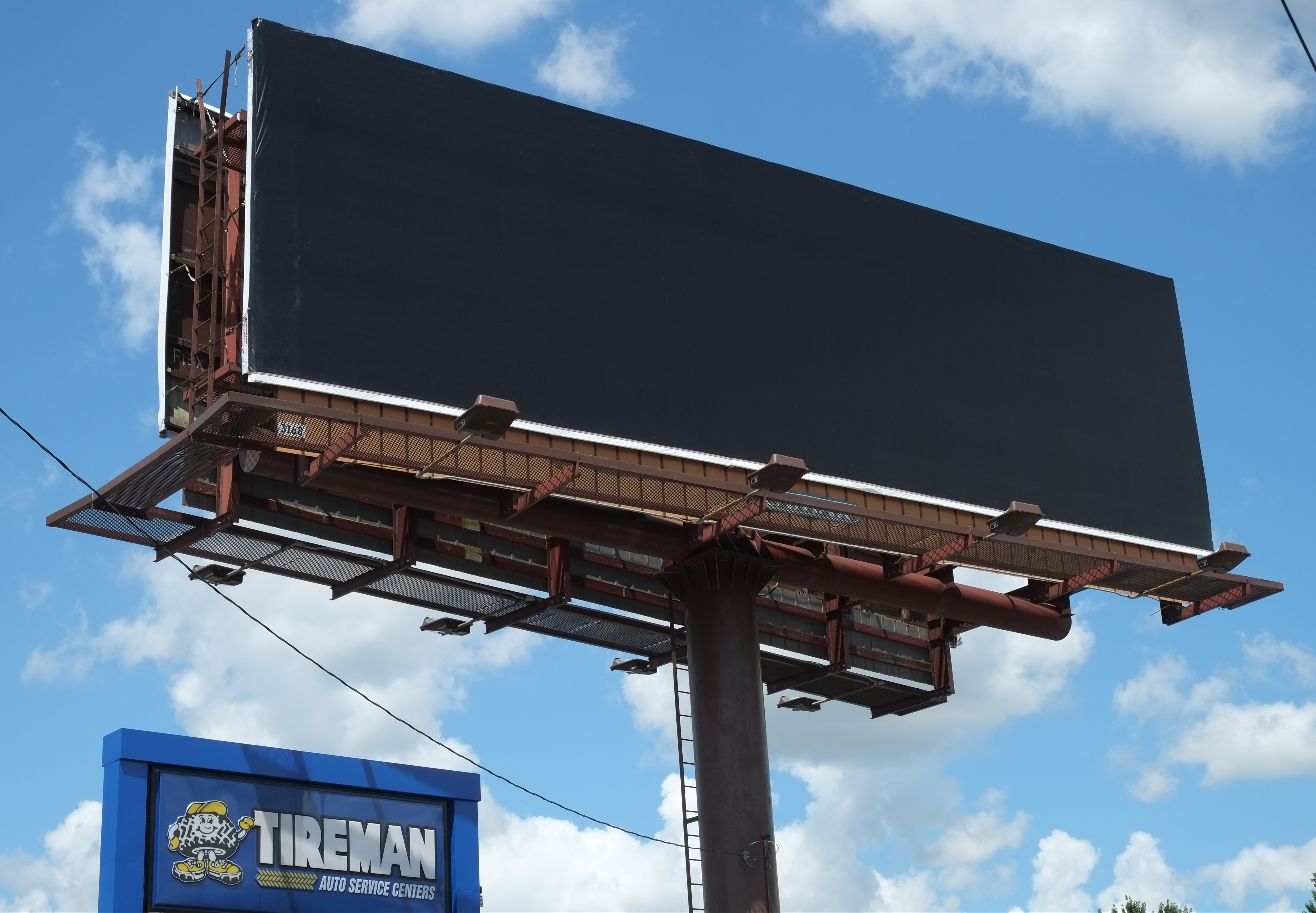 Local Billboard Spoofing Caitlyn Jenner Removed The Blade