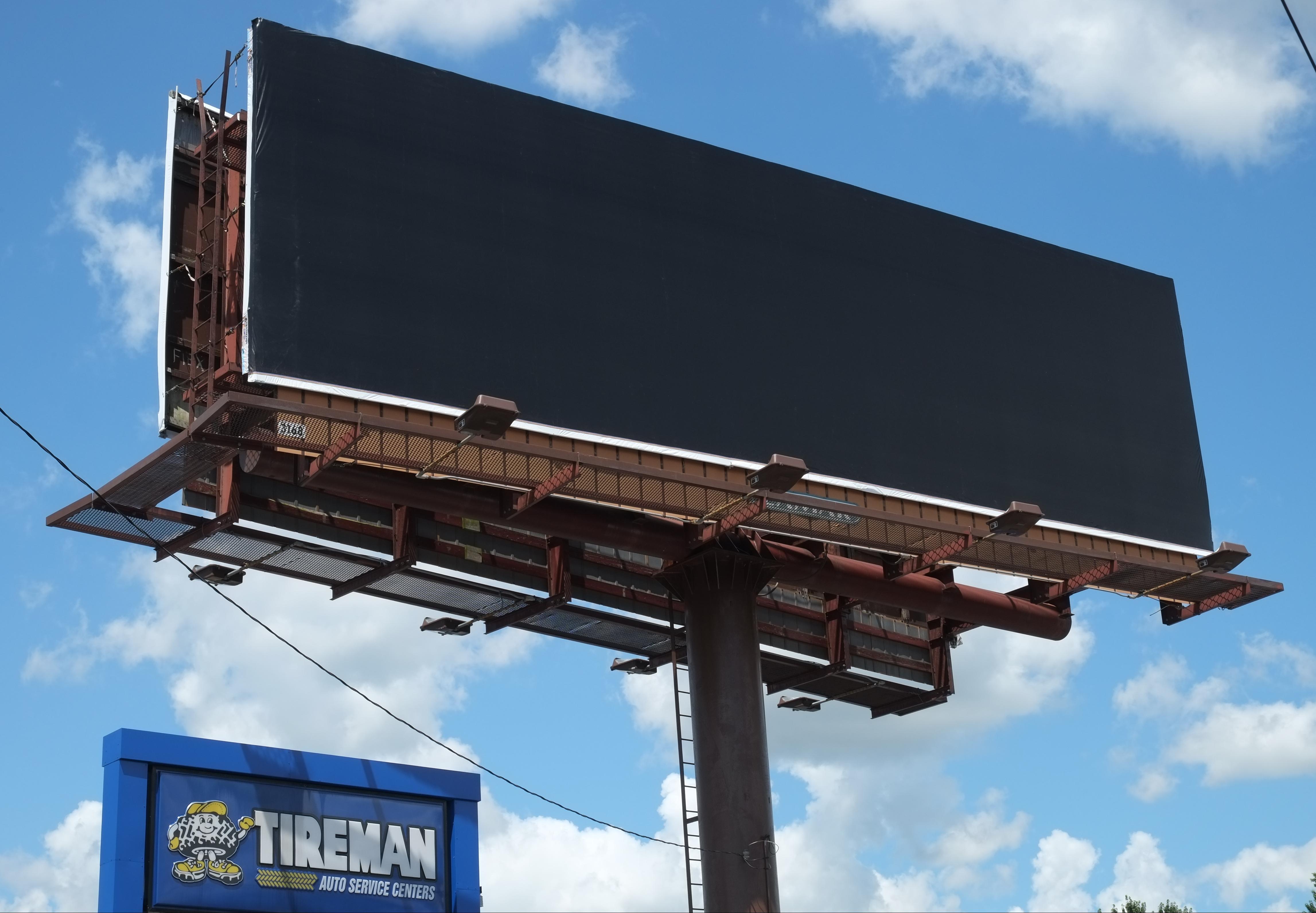 Local billboard spoofi...