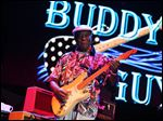 Buddy Guy was inducted into the Rock and Roll Hall of Fame in 2005.