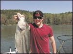 Race car driver Ty Dillon uses hunting and fishing and the outdoors as a way to unwind from the pressures of the track. He races at Mid-Ohio on Saturday.