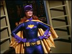 Yvonne Craig portrays the crime-fighting Batgirl in the 1960s TV hit
