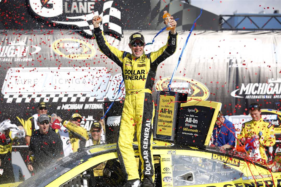 SPT-nascarMatt-Kenseth-celebrates-w