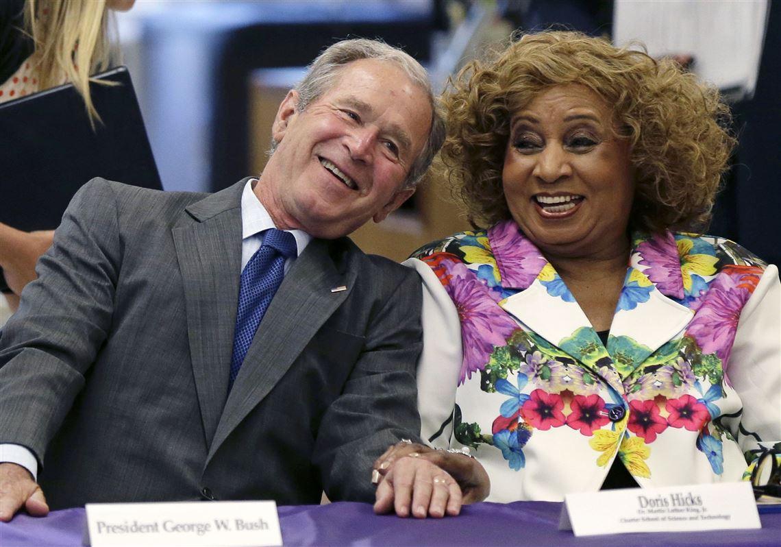 Bush Returns To New Orleans For 10th Anniversary Of Katrina Toledo Blade