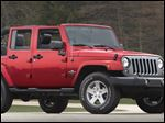 Fiat Chrysler didn't show new Jeep Wrangler but it is to get 30 miles to the galllon