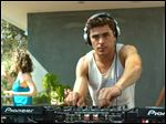 Zac Efron in a scene from Warner Bros. Pictures' and Studiocanal's romantic drama,