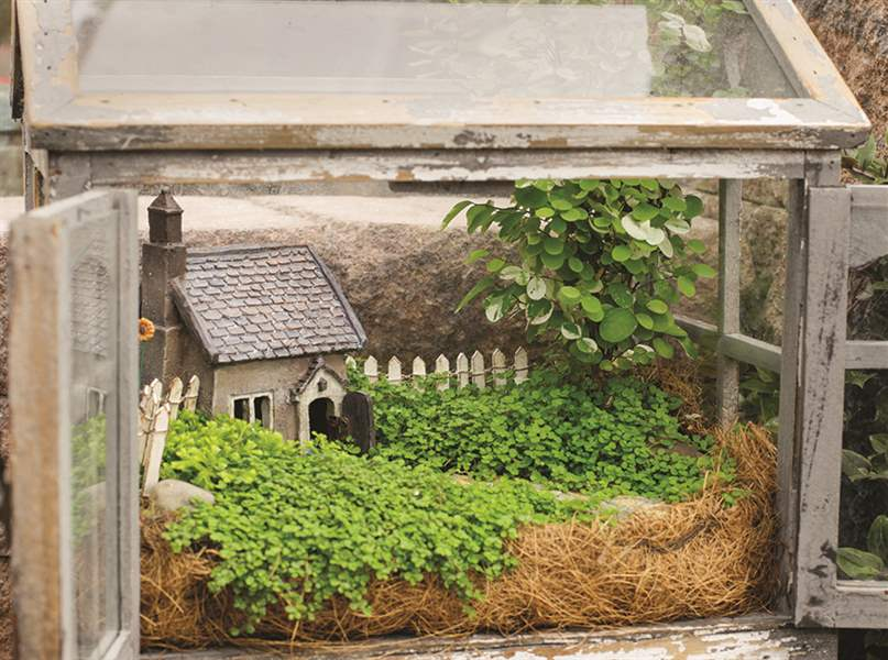 how to close the gardening season